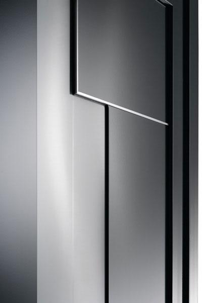 Detail Meru Aluminium Haustür