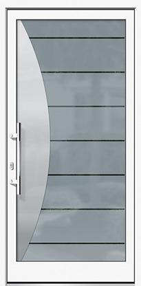 Aluminium Haustür For You