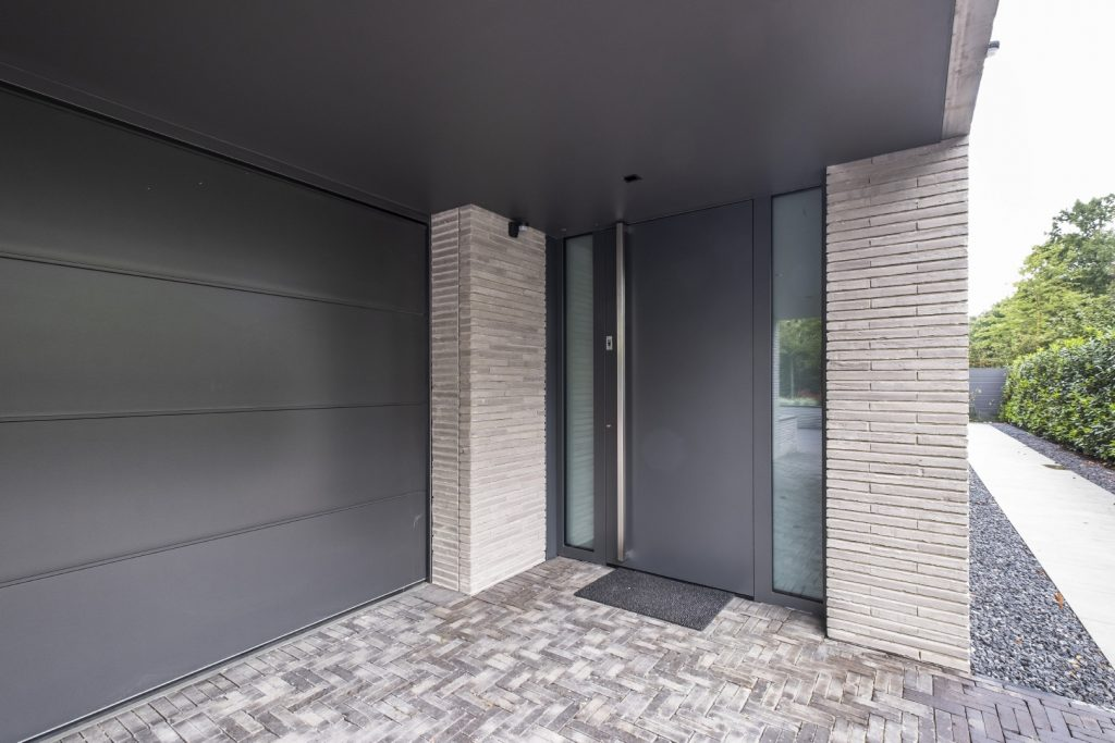 Schüco Aluminum Haustüren