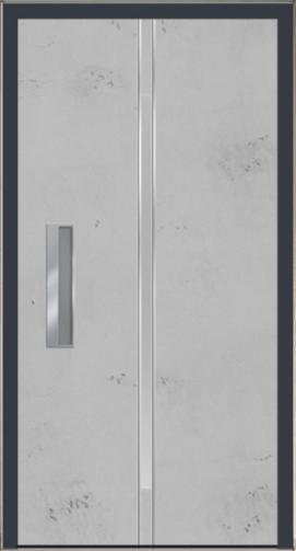 Schüco Aluminium Haustür  Sigma