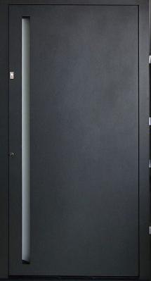 Schüco Aluminium Haustür  Design-Edition