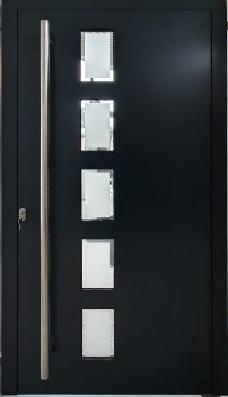 Schüco Aluminium Haustür Gelsenkirchen